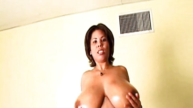 Immense Breast Puerto Rican Jizz Bitch