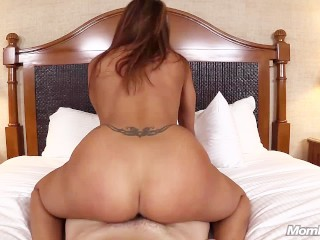 Super-steamy Latina First-timer Mom Very First Timer