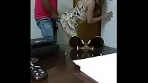 Escandalo Jefe Cogiendo A Madura Paraguaya En L…